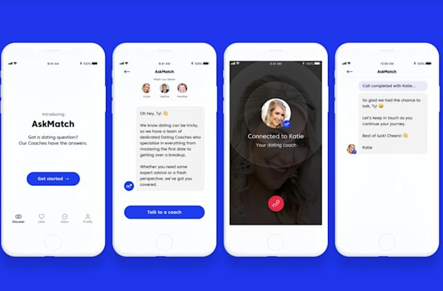 Match app adds an offline dating coach for your online dating woes