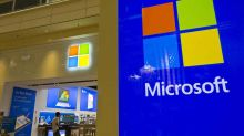 Microsoft Stock Dubbed 'Rock Of Gibraltar' Cloud-Computing Play