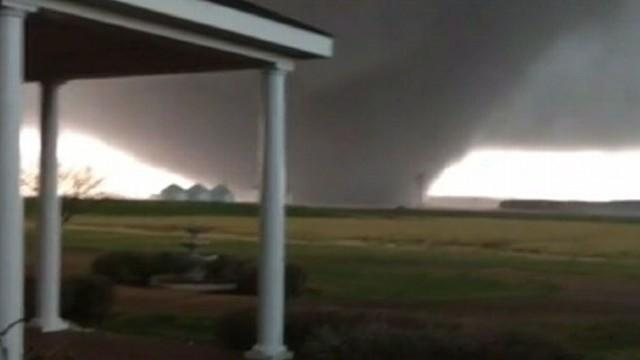 300 Reports of Severe Weather Nationwide