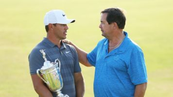 Dad Move set Koepka on path to golf greatness