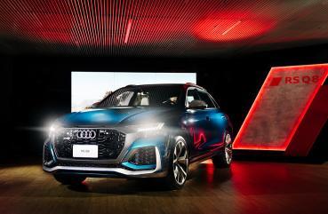 全新Audi RS Q8、Q7在台上市!Q8同步展開預售、e-tron Sportback現身亮相