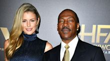 Eddie Murphy and fiancee have baby boy, his 10th child