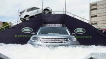 【新車速報】見證越野真實力!Land Rover全地形駕馭體驗會同步展開!
