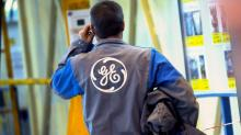 GE loses a bull, and stock falls