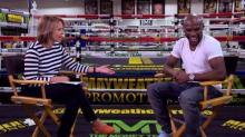 Floyd Mayweather on 'Fight of the Century'