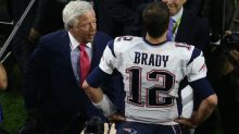 Robert Kraft 'Excited' for Tom Brady's Week 4 Return to Foxboro