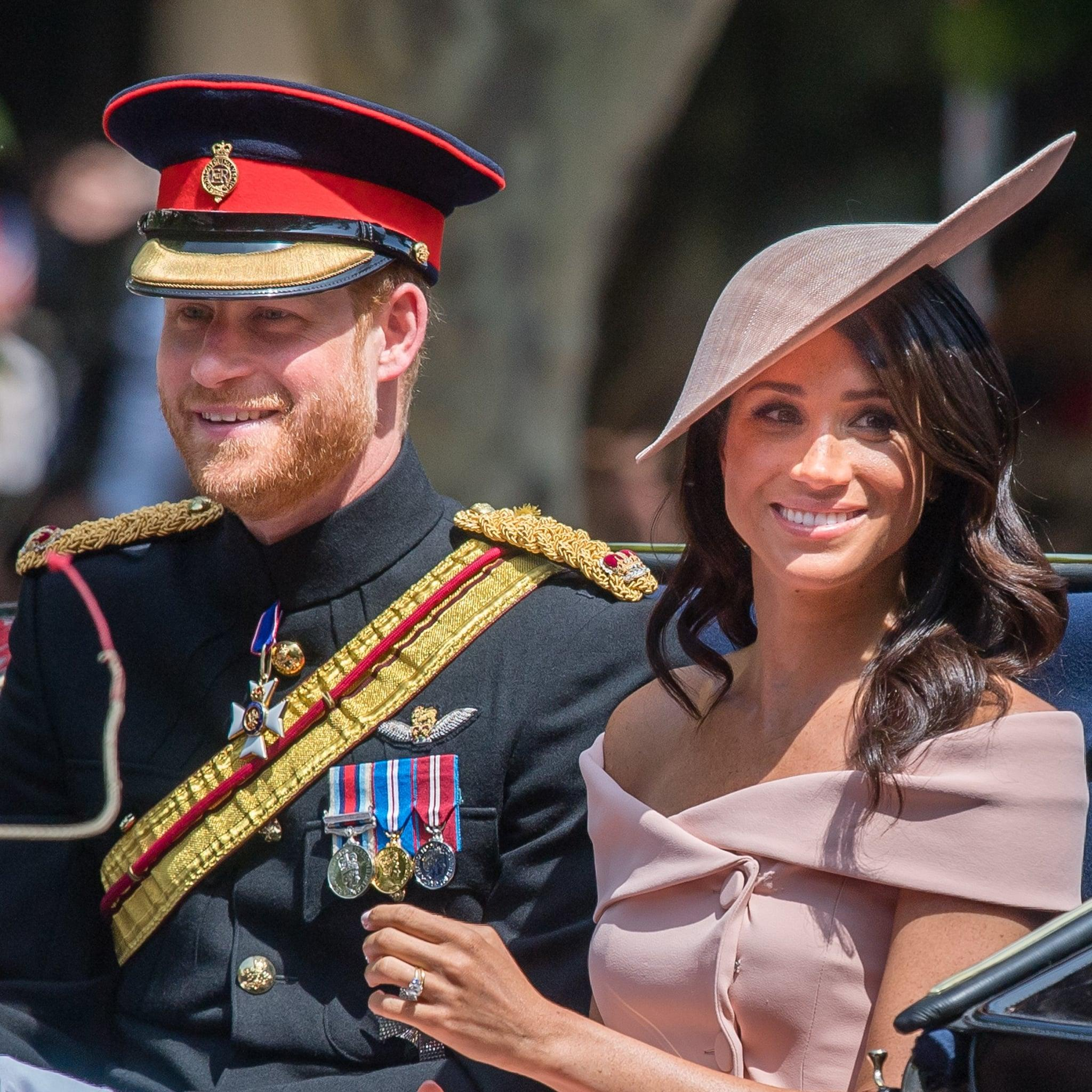 Prince Harry And Meghan Markle's Baby Won't Have A Royal