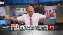 Cramer parses the numbers behind Trump's steel and alumin...