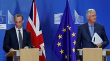 UK hopes to pick up Brexit talks pace with Raab-Barnier meeting on Tuesday