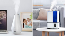 'Game changer for my quality of life:' Amazon slashes price on TaoTronics humidifiers—save up to 40 percent, today only!