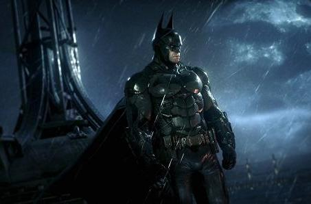 Batman glides into Arkham Knight gameplay trailer