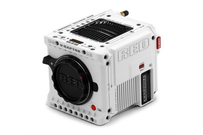 Red V-Raptor ST 8K pro camera