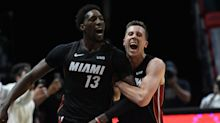 Bam Adebayo wins it at the horn as Miami Heat beat Brooklyn Nets in thriller