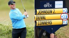 'Never seen anything like it': Former champ shocks British Open with 'nonuple bogey'