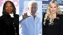 'The View' calls out Biden accuser for waiting to say she was 'uncomfortable on national television'
