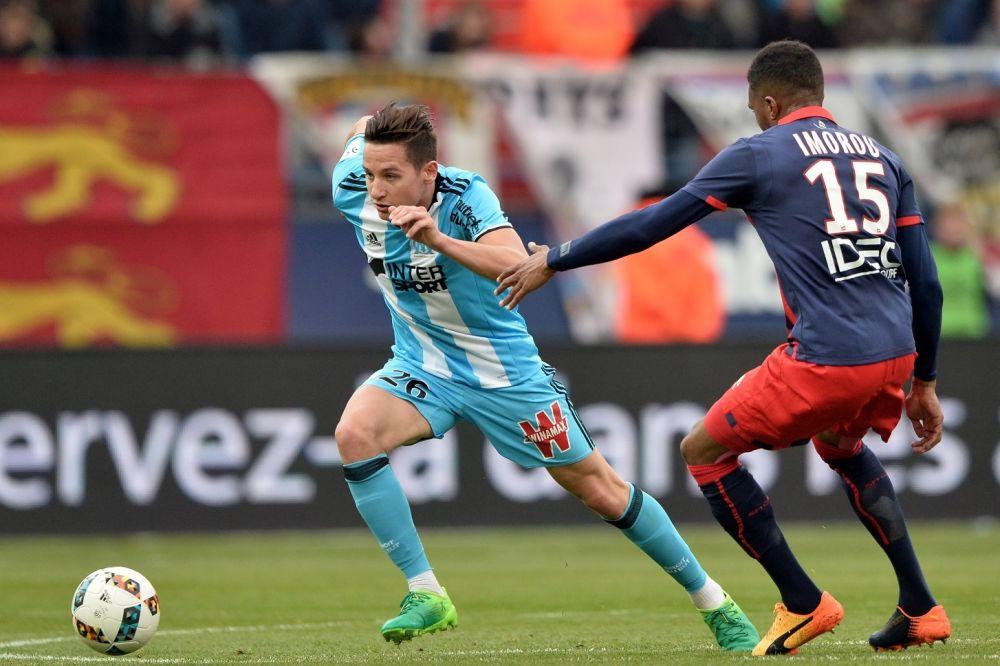 Le duo Thauvin-Lopez flambe, l'OM déroule, les Normands coulent... le débrief de Caen-Marseille