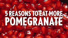 5 Reasons to Eat More Pomegranate