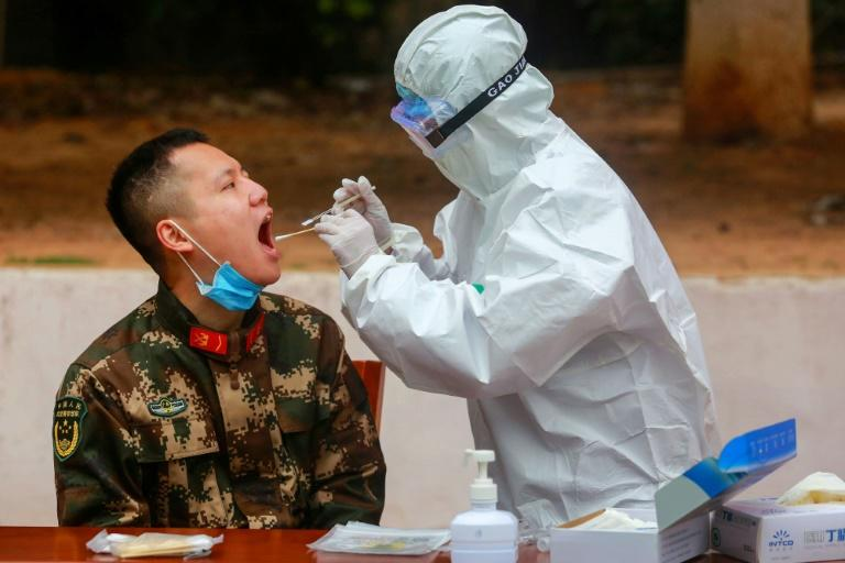 World Health Organization urges calm as China virus death toll reaches 2,000