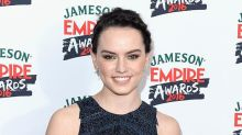 'Star Wars' Actress Daisy Ridley Opens Up About Struggle With Endometriosis (Photo)