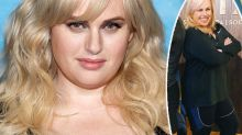 Rebel Wilson shows off dramatic transformation