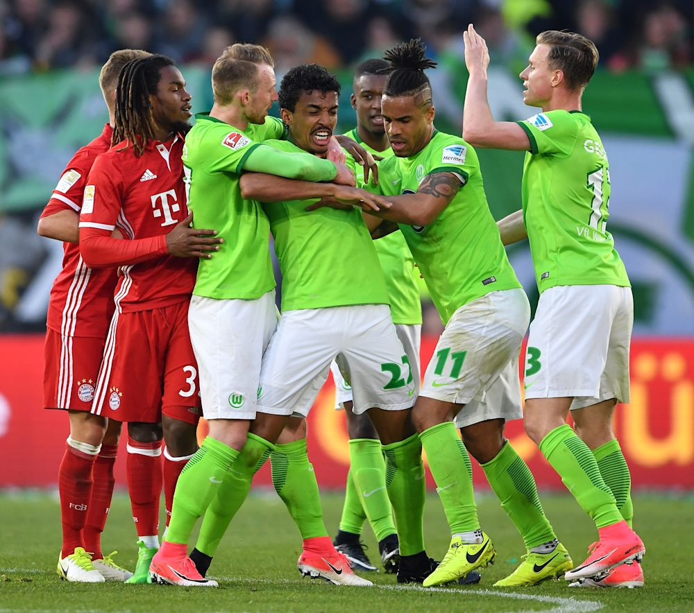 Wolfsburg-Star Luiz Gustavo zu Geldstrafe verurteilt