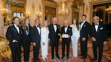 Ralph Lauren gets honorary knighthood from Prince Charles in private ceremony
