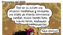 Lo que pasa en 2020 era profecía, pero no hicimos caso
