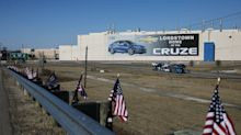 GM Sells Shuttered Ohio Assembly Plant to Electric VehicleStartup