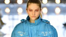 """EN IMAGES - Ces """"enfants de"""" qui enflamment les podiums de la Fashion Week"""