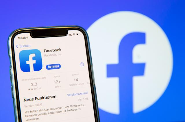 Facebook users bypass misinformation rules with anti-vaccine profile frames