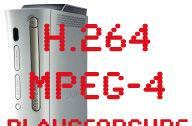 Xbox 360: now with H.264, MPEG-4, PlaysForSure