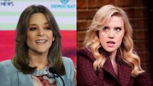 Watch 'SNL' star Kate McKinnon do a perfect debate-inspired Marianne Williamson impression