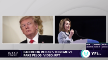 A doctored video of House Speaker Nancy Pelosi goes viral