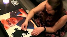 Woman proposes to jigsaw-obsessed fiancée with personalised puzzle