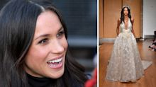 Israeli designer could be behind Meghan Markle's wedding dress