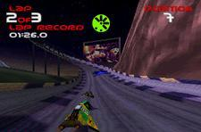 Wipeout PS1 comes to PSP