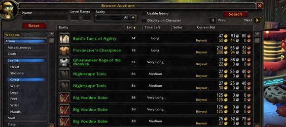 Do we need a cross-realm Auction House?