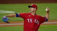 Athletics get LHP Mike Minor in trade with Rangers