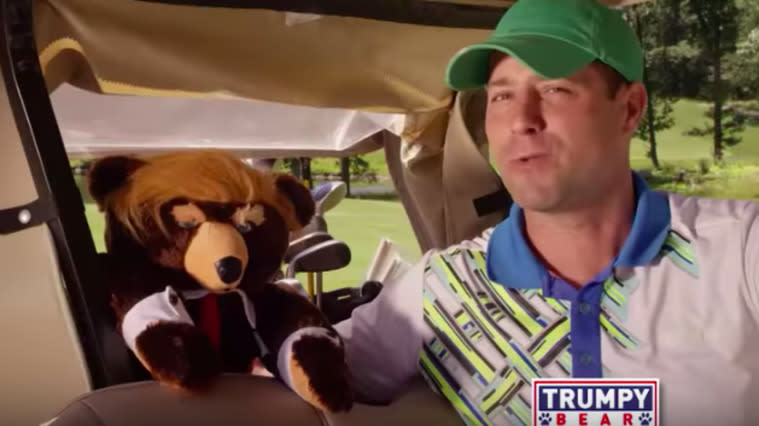 Fox News Airs Ad For Trumpy Bear And People On Twitter Aren't Sure It's Real