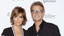 Lisa Rinna Pokes Fun at Rumors That Husband Harry Hamlin Is 'Having a Lot of Affairs and Is Gay'