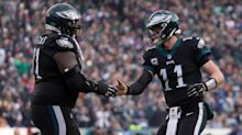 Jason Peters gives his take on the Carson Wentz trade and more
