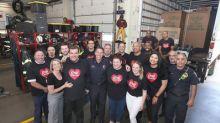 Conn's HomePlus Enhances Firefighter Living Quarters