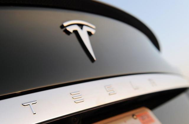 Tesla teases the Model Y yet again