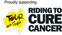 Donate to the Tour de Cure 2018