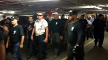Far-right La Meute protesters holed up in parking garage