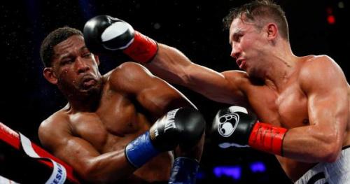 Boxe - Moyens - Moyens : Gennady Golovkin reste invaincu