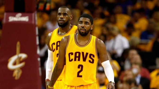 Irving's trade request has Cavs in turmoil
