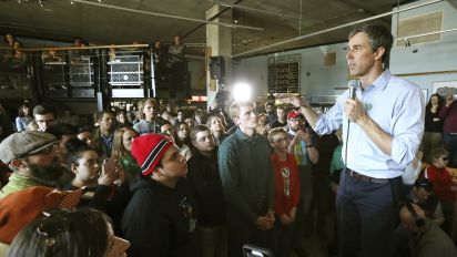 O'Rourke: We raised $6.1M for campaign in 1st day
