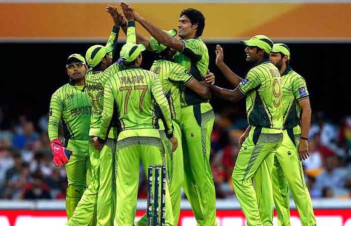 Pakistan quick Mohammad Irfan suspended for one year