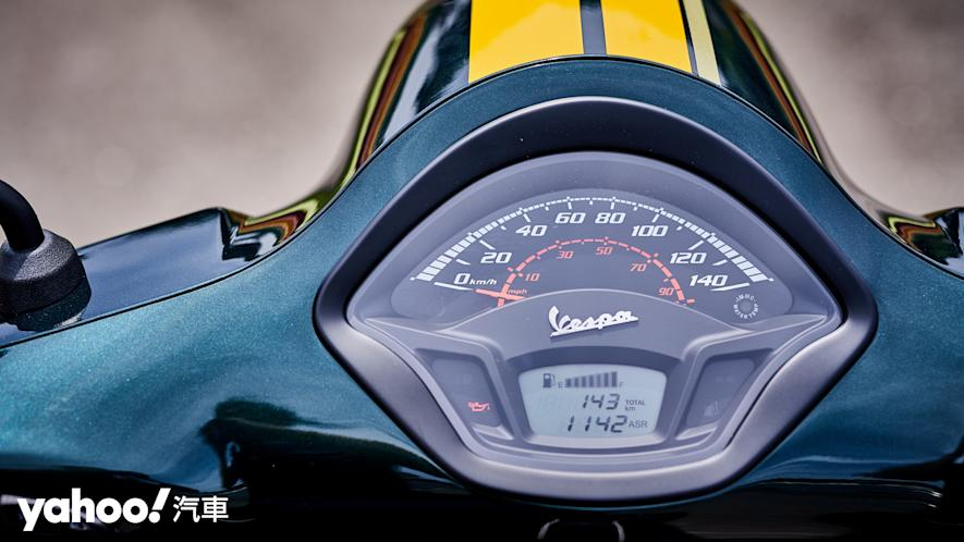 自由誠可貴的二輪時光機!2020 Vespa GTS 300 Racing Sixties城郊試駕! - 12
